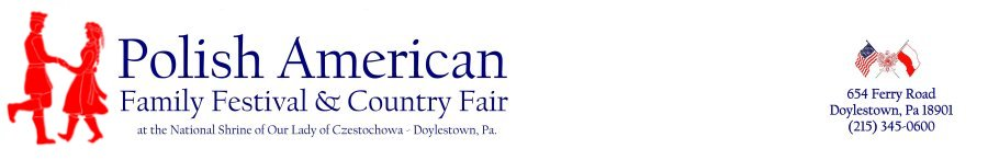 © 2019, Polish-American Family Festival & Country Fair logo